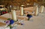 Table Flowers/Candles
