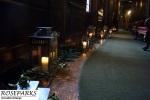 Lanterns in Hallway
