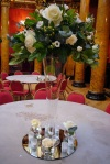 Dinner Reception Table Centres - Great Hall