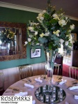 Table Centres - Greywalls Hotel