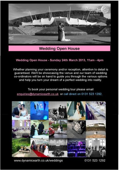Wedding Open House 1