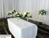 Roseparks - Top Table Flowers