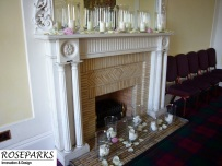 Ceremony-Fireplace