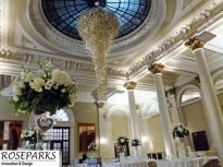 Roseparks - Table Centres - The George