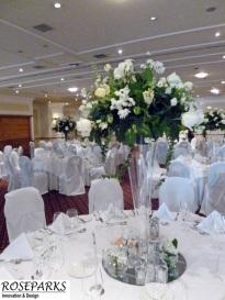 Roseparks-Table Centres-Roxburghe