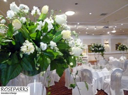 Roseparks-Table Centres-Roxburghe