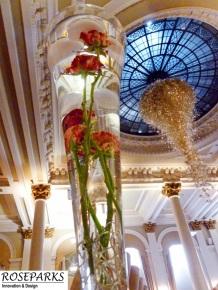 Roseparks-Tablecentres-George Hotel