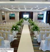 Roseparks - Ceremony Flowers