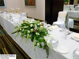 Roseparks - Top Table Flowers
