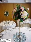 Table Centres - Houstoun House Hotel