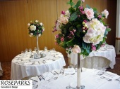 Table Centres - Houstoun House Hotel