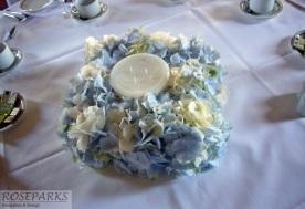 Hydrangea-Candle