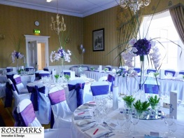 Wedding at Dalmahoy-Hotel