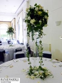 Wedding-Table-Centres-at-Balbirnie